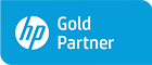 HP Gold Partner logo